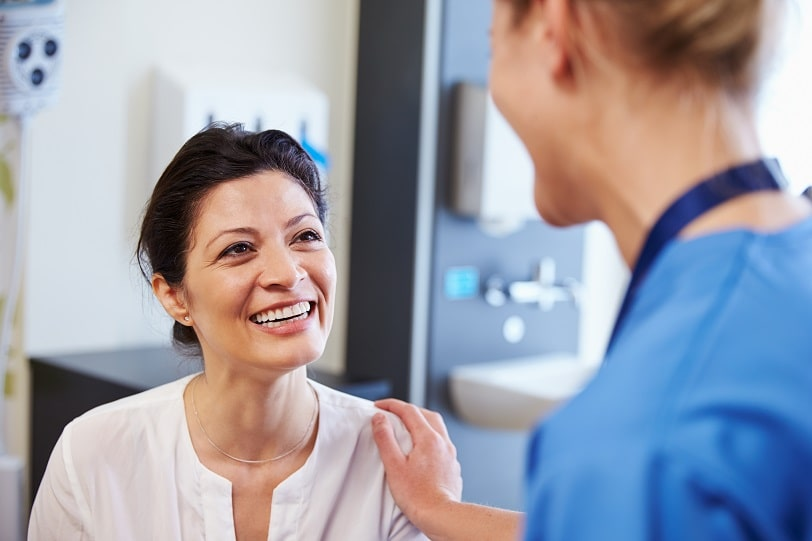 Making Patients Comfortable During A Gynaecological Visit