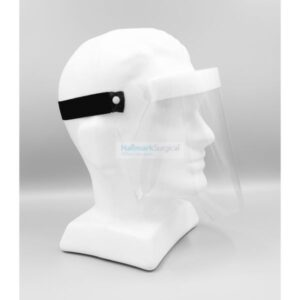 Anti-Fog Face-Shield Visor, disposable
