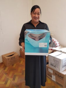 SOLO Speculum donated to Tonga